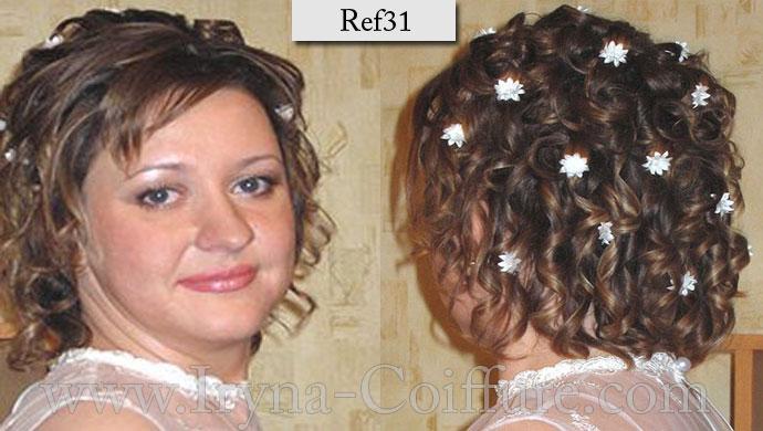 Coiffure de mariage dans les alpes maritimes 06 auto - Salon coiffure cannes ...